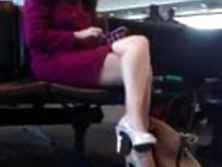 3d sexy cross eye - Candid sexy crossed legs 16