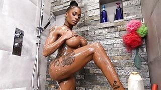 Ebony beauty rides on BBC