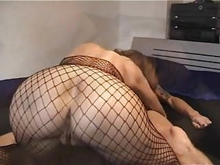 Beatrice dalle nude German mature beatrice in fishnets - anal fucked