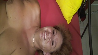 Annadevot - Fast Fuck and cum in the face