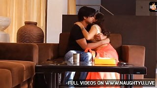 Hot bhabhi Affair with Bf and then sex with his husband