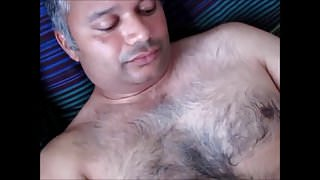 Horny Desi JO With Help From Me.