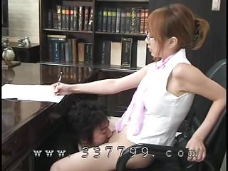 Biore cleansing cloths facial A man licks the pussy of a female boss and cleanses