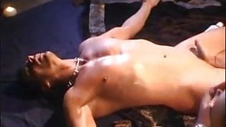hot babe gets hard fucked    she got an orgasm