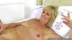 An older woman means fun part 189