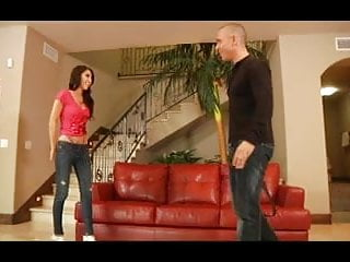 Tight jeans fetish Teens in tight jeans - april oneil