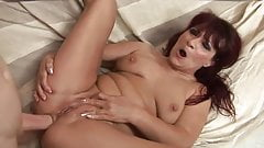 mature woman addicted to anal