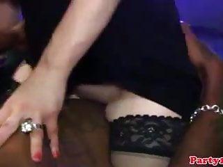 Amateur party or group porn - Euro amateur party sluts want big cocks
