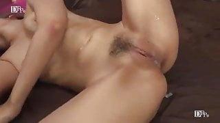 Nice girl  organism fuck
