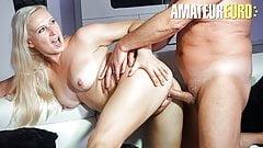 handjob Gina Blonde SexTapeGermany - German Wife Gina Blonde Goes Wild On Cam pervert milf