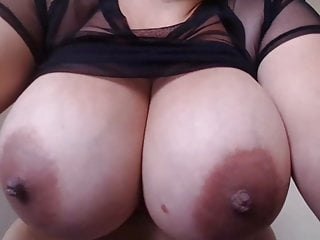 Large natural breasts tubes xxx Large round natural breasts and pussy tease