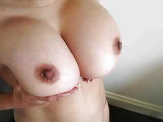 Boobs and blow Blowing huge load on perfect latina boobs