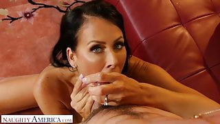 Naughty America - Mrs. Culver (Reagan Foxx) needs some young