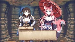Sakura Dungeon (18+ Patch) Ep2 Boar Girl On Her Knees