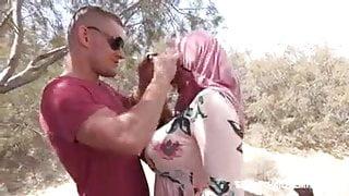 beautiful chloe lamour in hijab sex