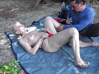 Old granny sex tobe 86 years old granny rough outdoor banged