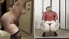 Crazy Huge Ass