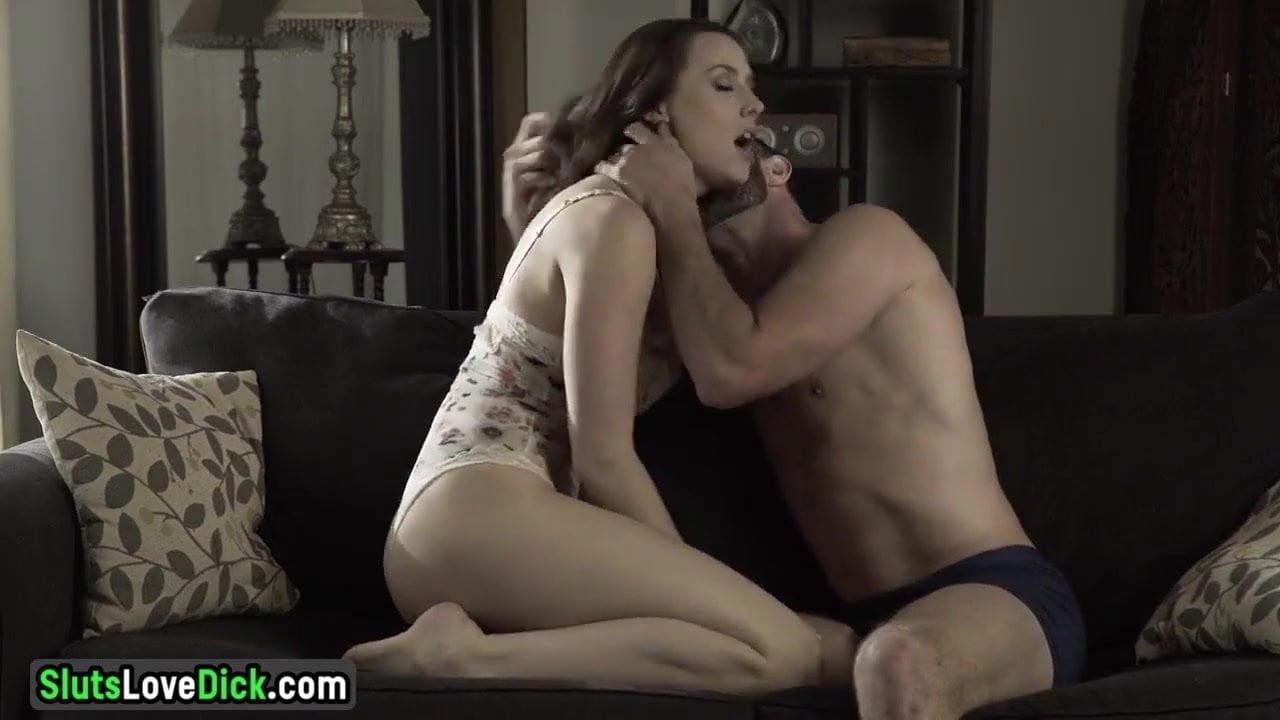 Wife Threesome Big Tits