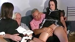 nude Crossdressing amateurs sex with mature and two dirty guy old handjob