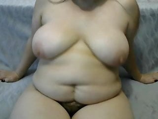 Fat hairy old woman Fat woman with hairy pussy