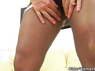 Latex galletries 123 - An older woman means fun part 123