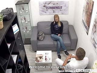 Young teen sex experimenting - Young czech girl takes a pill for better sex experience