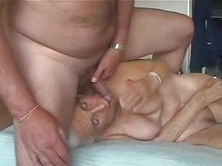 Very old sexy granny handjob pantyhose Facial on very old granny. amateur older