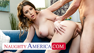 Naughty America - Charly Summer gets legally served