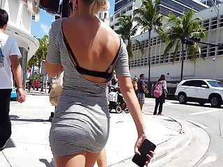 Skin tight breast firming lotion Candid voyeur skin tight dress blonde hottie nice ass