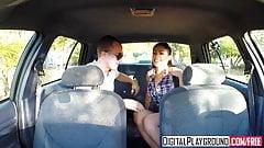 Jessy Jones Selena Rose - Sex Taxi - DigitalPlayground