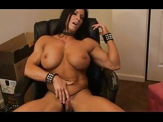 Big tit muscle girls - Great muscle and big clit by cezar73