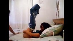 Egyptian Arab teen has sex, 19