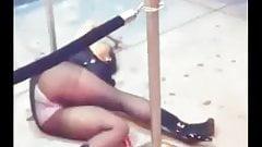 Ebony Panties and Nylons.mp4