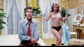 JENNIFER WELLS (1974). Breast-hairy pussy scene