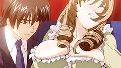 Jokei Kazoku: Inbou #1 hentai anime uncensored (2006)