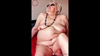 OmaGeiL Slutty Grannies Sex Footage Compilation
