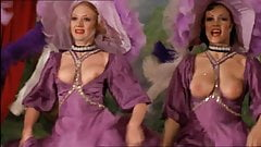Sexy CanCan Dance!