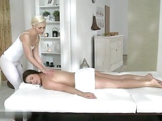 Lesbian only tease Only a massage would be boring.. ctoan