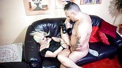 AmateurEuro - PAWG German Wife Jessy Blue Has POV Sex On Cam