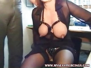 Asian pussy rings My sexy piercings submissive slave milf huge pussy rings