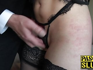 Bugs fuck - Petite lady bug fucked in the face before anal penetration