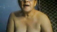 Asian Granny Sesion