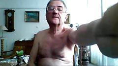 Horny grandpa needs great cock