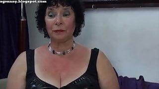 French granny Olga