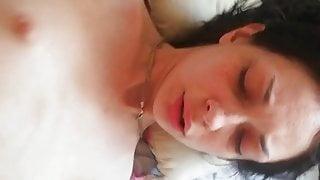Russian beautiful girl, fuck as many eyes roll