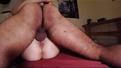 Hairy amateur real wife homemade fingers fucks