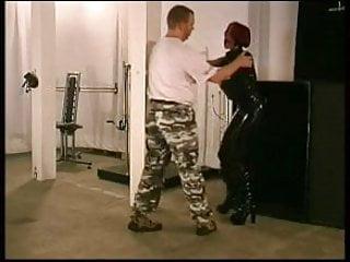 Horny redhead slave Displayed redhead slave