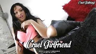 CruelGirlfriend.com - Cock-caged & Dumped