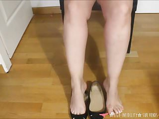 Vintage shoes for sell Stinky shoes for feet fetish french amateur