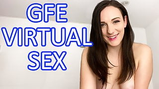 Clara Dee - Caring Girlfriend Virtual Sex